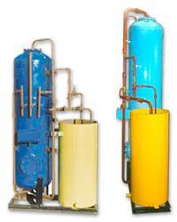 Блочные водоподготовительные установки